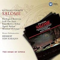 Hildegard Behrens, Helja Angervo, Wiener Philharmoniker, Herbert von Karajan – R. Strauss: Salome