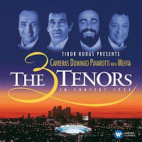 The Three Tenors – The Three Tenors in Concert, 1994 – CD