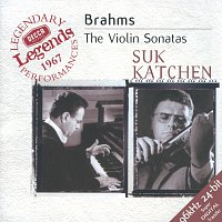 Josef Suk, Julius Katchen – Brahms: The Violin Sonatas