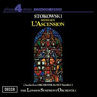Leopold Stokowski, London Symphony Orchestra – Ives: Orchestral Set No.2 / Messiaen: L'Ascension