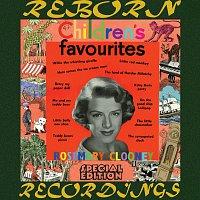 Přední strana obalu CD Children's Favorites (Sings for Children) (Special, HD Remastered)