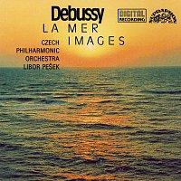 Česká filharmonie/Libor Pešek – Debussy: Moře, Obrazy