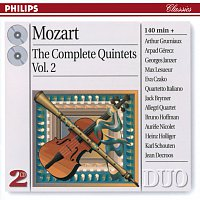 Různí interpreti – Mozart: The Complete Quintets Vol.2 [2 CDs]