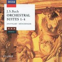 Stuttgarter Kammerorchester, Karl Munchinger – J.S. Bach: Orchestral Suites Nos. 1-4