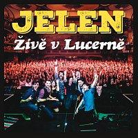 Přední strana obalu CD Živě v Lucerně [Live]
