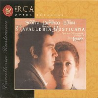 Renata Scotto, Plácido Domingo, James Levine, Pietro Mascagni – Mascagni: Cavalleria Rusticana