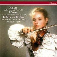 Isabelle van Keulen, Netherlands Chamber Orchestra, Antoni Ros-Marba – Haydn: Violin Concerto No. 1 / Mozart: Violin Concerto No. 2