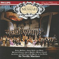 Přední strana obalu CD Handel: Messiah