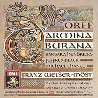 Barbara Hendricks, Jeffrey Black, Michael Chance, Choristers of St Albans Cathedral, London Philharmonic Choir, London Philharmonic Orchestra, Franz Welser-Most – Orff: Carmina Burana
