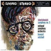 Howard Mitchell, Dmitri Shostakovich, Washington National Symphony Orchestra – Shostakovich: Symphony No. 5 in D Minor, Op. 47