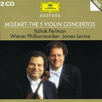 Wiener Philharmoniker, James Levine – Mozart: The 5 Violin Concertos [2 CD's]