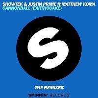 Showtek, Justin Prime, Matthew Koma – Cannonball (Earthquake)