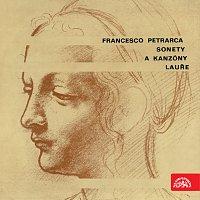 Přední strana obalu CD Petrarca: Sonety a kanzóny Lauře