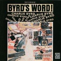 Charlie Byrd – Byrd's Word