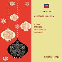 Ernest Ansermet, Paris Conservatoire Orchestra, L'Orchestre de la Suisse Romande – Ansermet In Russia