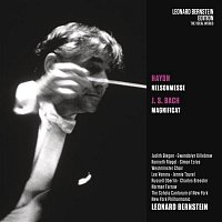 "Leonard Bernstein, New York Philharmonic Orchestra, Joseph Haydn, Gwendolyn Killebrew, Kenneth Riegel, Judith Blegen, Simon Estes, Westminster Choir – Haydn: Mass in D Minor, Hob.XXII:11 ""Nelsonmesse"" - Bach: Magnificat in D Major, BWV 243"