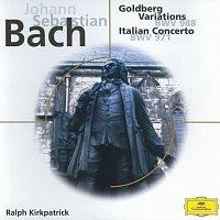 Ralph Kirkpatrick – Johann Sebastian Bach: Goldberg Variations; Italian Concerto; Fantasia BMW 906