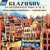 Philharmonia Orchestra, Yondani Butt – Glazunov: Symphonies Nos. 4 & 5