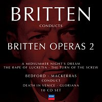 Benjamin Britten – Britten conducts Britten: Opera Vol.2