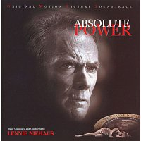 Přední strana obalu CD Absolute Power (Original Motion Picture Soundtrack)
