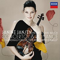 Janine Jansen, Gewandhausorchester Leipzig, Riccardo Chailly – Mendelssohn/Bruch: Violin Concertos [Limited Edition]