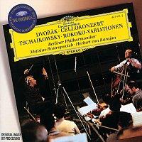 Mstislav Rostropovich, Berliner Philharmoniker, Herbert von Karajan – Dvorák: Cello Concerto / Tchaikovsky: Variations on a Rococo Theme