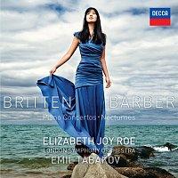 Elizabeth Joy Roe, London Symphony Orchestra, Emil Tabakov – Britten & Barber Piano Concertos; Nocturnes