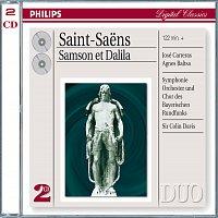 Agnes Baltsa, José Carreras, Simon Estes, Paata Burchuladze, Sir Colin Davis – Saint-Saens: Samson et Dalila [2 CDs]
