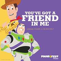 Jordan Fisher, Olivia Holt – You've Got a Friend in Me