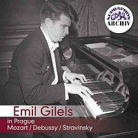 Emil Gilels – Emil Gilels v Praze. Mozart, Debussy, Stravinskij