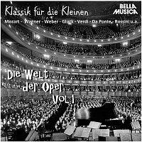 Ballhaus Orchester Pressburg, Zdenek Machacek – Klassik fur die Kleinen: Die Welt der Oper, Vol. 1