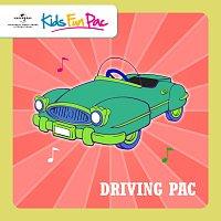 Přední strana obalu CD Kids Driving Pac