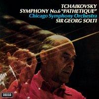 "Sir Georg Solti, Chicago Symphony Orchestra – Tchaikovsky: Symphony No. 6 ""Pathétique"""