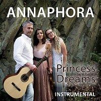 Přední strana obalu CD Princess dreams instrumental