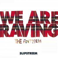 Přední strana obalu CD We Are Raving