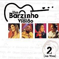 Přední strana obalu CD Um Barzinho, Um Violao Ao Vivo [Ao Vivo No Rio De Janeiro / 2001 / Vol. 2]
