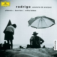 Přední strana obalu CD Rodrigo: Concierto de Aranjuez / Albeniz / Barrios / Villa-Lobos