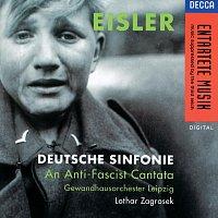 Matthias Goerne, Hendrikje Wangemann, Annette Markert, Peter Lika, Gert Gutschow – Eisler: Deutsche Sinfonie
