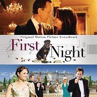 Přední strana obalu CD First Night