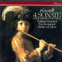 Wilbert Hazelzet, Ton Koopman, Richte van der Meer – Locatelli: 4 Flute Sonatas