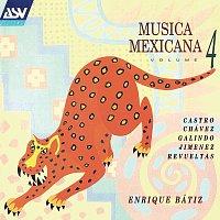 Orquesta Filarmónica de la Ciudad de México, Enrique Bátiz – Musica Mexicana Vol. 4