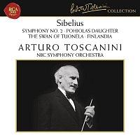 Arturo Toscanini, Jean Sibelius, NBC Symphony Orchestra – Sibelius: Symphony No. 2 in D Major, Op. 43, Pohjola's Daughter, The Swan of Tuonela & Finlandia