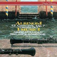 Heinz Holliger, Maurice Bourgue, I Musici – Albinoni: 12 Concerti Op. 7; 2 Sonatas Op. 2