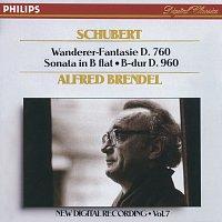 "Alfred Brendel – Schubert: Piano Sonata in  flat, D.960/ ""Wanderer"" Fantasie, D.760"