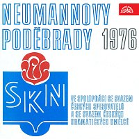 Přední strana obalu CD Neumannovy Poděbrady 1976