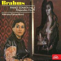 Valentina Kameníková – Brahms: Sonáty pro klavír