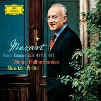 Přední strana obalu CD Mozart: Piano Concertos Nos. 12 & 24