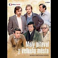 Různí interpreti – Malý pitaval z velkého města (remastrovaná verze) – DVD