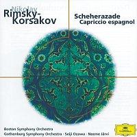Joseph Silverstein, Boston Symphony Orchestra, Seiji Ozawa, Neeme Jarvi – Rimsky-Korsakov: Scheherazade, Op. 35; Capriccio espagnol, Op. 34
