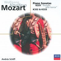 András Schiff – Mozart: Piano Sonatas K.331, 332 & 333